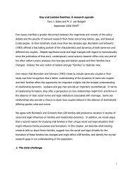 Gary J. Gates and M. V. Lee Badgett - Duke University