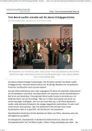 Pressebericht Schwarzwälder Bote, 23.07.2012 - TIXIT