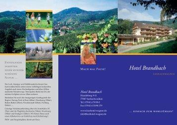 Hotel Brandbach - Kurhotel Dr. Wagner