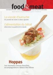 Novembre 2010 - Food en meat