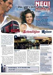 Besondere Reisen - Schmätjen-Reisen
