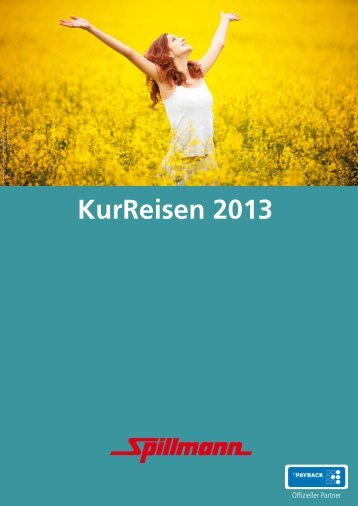 KurReisen 2013 - Spillmann