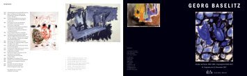 Zur Ausstellung erscheint ein Katalog.  - Galerie Noah