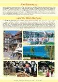 mitten im Schwarzwald! - SKAN-TOURS Touristik International GmbH - Seite 2