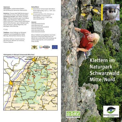 Klettern im Naturpark Schwarzwald Mitte/Nord - Landesverband ...