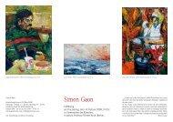 Simon Gaon - Galerie Rose