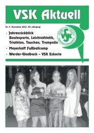 • Jahresrückblick Boulesparte, Leichtathletik ... - VSK Osterholz