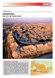 Usbekistan - VBio