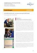 Broschüre Deutscher Arbeitsschutzpreis 2011 - Gemeinsame ... - Page 7