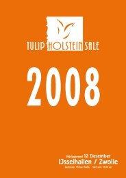 Klik hier voor de catalogus(PDF) - Tulip Holstein Sale