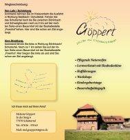 • Pflegende Naturseifen • Lernwerkstatt mit Heubodenkino ...