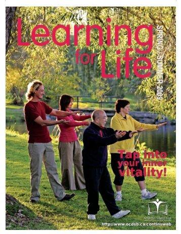 vitality! - Public Education Ottawa - Ottawa-Carleton District School ...