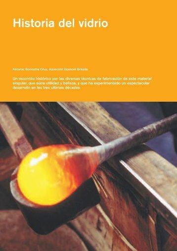 26_33 Historia del vidrio - Técnica Industrial