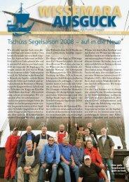 Vereinszeitung Ausgabe 3 / Dezember 2008 - Förderverein Poeler ...