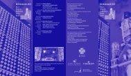 Kirchenmusik-Flyer 2013 - Evangelische Kaiser-Wilhelm ...