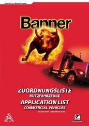 www.bannerbatterien.com WESTEUROPA / WESTERN EUROPE