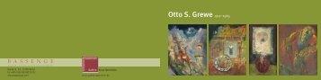 Otto S. Grewe 1917–1965 - Galerie Klaus Spermann
