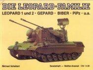LEOPARD 1 und 2 · GEPARD· BIBER· PiPz