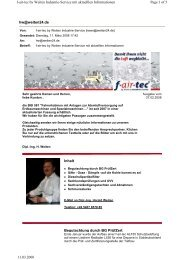 hw@weiten24.de Page 1 of 5 f-air-tec by Weiten Industrie-Service ...