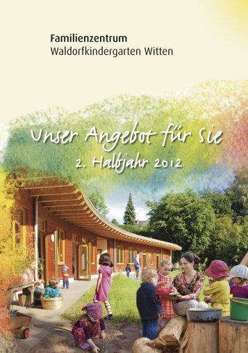Programm 2. Halbjahr 2012 (PDF) - Waldorfkindergarten Witten