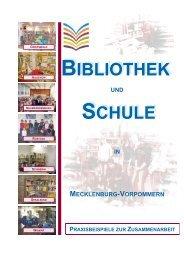 Bibliothek und Schule in MV - Fachstelle der Öffentlichen ...
