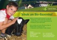 Schule am Bio-Bauernhof - Annahof