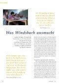windsbacher 1-2005 - Windsbacher Knabenchor - Seite 6