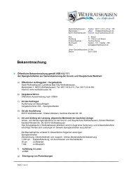 Schule Waldram - Stadt Wolfratshausen