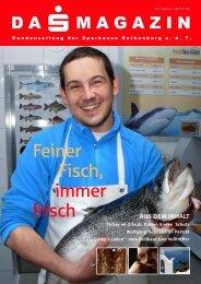 Feiner Fisch, immer frisch - Sparkasse Rothenburg