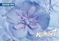 2009 - Kordes-Jungpflanzen