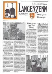 GNZENN - Langenzenn