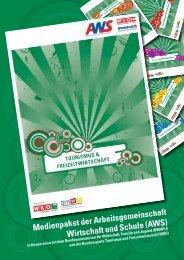 Medienpaket der Arbeitsgemeinschaft Wirtschaft und Schule (AWS)