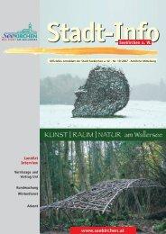 Stadt-Info 10/2007 - Seekirchen am Wallersee