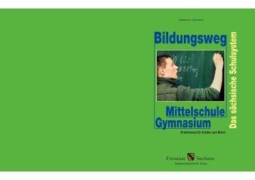 Bildungsweg Mittelschule - ElternWeb Dresden