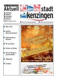 Ausgabe 49 2012 - Kenzingen
