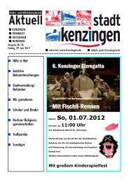 Ausgabe 26 2012 - Kenzingen