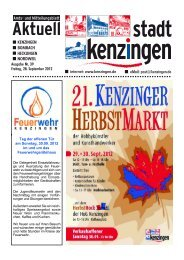 PDF, Stand 28.09.2012 - Kenzingen