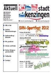 Ausgabe 23 2012 - Kenzingen