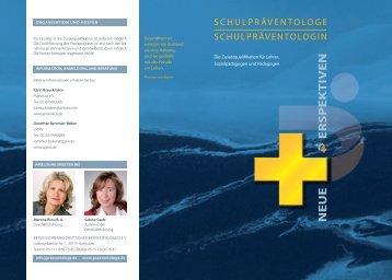 lesen - Berufsverband Deutscher Präventologen eV