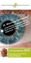 komplettes Veranstaltungsprogramm für 2010 als PDF-Datei ...