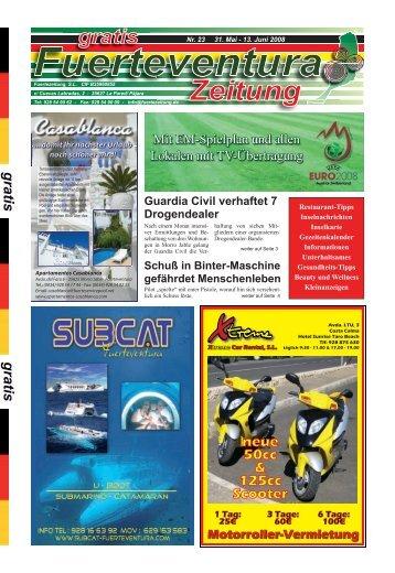 Fuerteventura-Zeitung