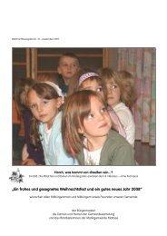 Bürgerinformation Nr. 16 - Weihnachten (0 bytes) - Mattsee