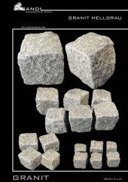 Granit Hellgrau - Gandl Natursteine GmbH