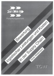 Bilog leseprobe - TCW Transfer-Centrum GmbH & Co. KG