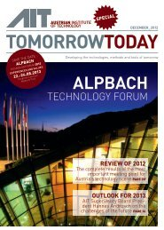 AlpbAch - AIT Austrian Institute of Technology