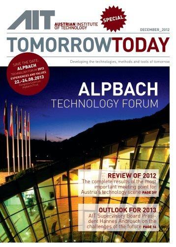 AlpbAch - AIT Austrian Institute of Technology