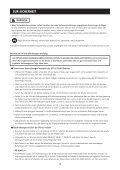 Händlerbetriebsanleitung - Shimano - Seite 4