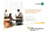 Office Server - Search