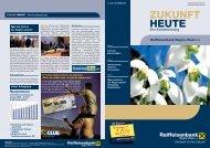 ZUKUNFT HEUTE Raiffeisenbank Region Ried i. I.