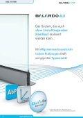 Planungshandbuch BALARDO ALU (PDF, 9,1 MB) - Glassline GmbH - Seite 2